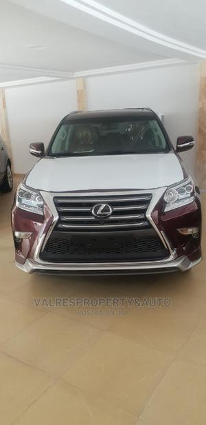 New Lexus GX 2019 460 Base Red | Cars for sale in Lagos State, Victoria Island