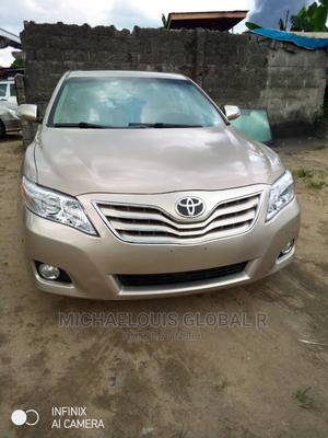 Toyota Camry 2011 Gold   Cars for sale in Rivers State, Port-Harcourt