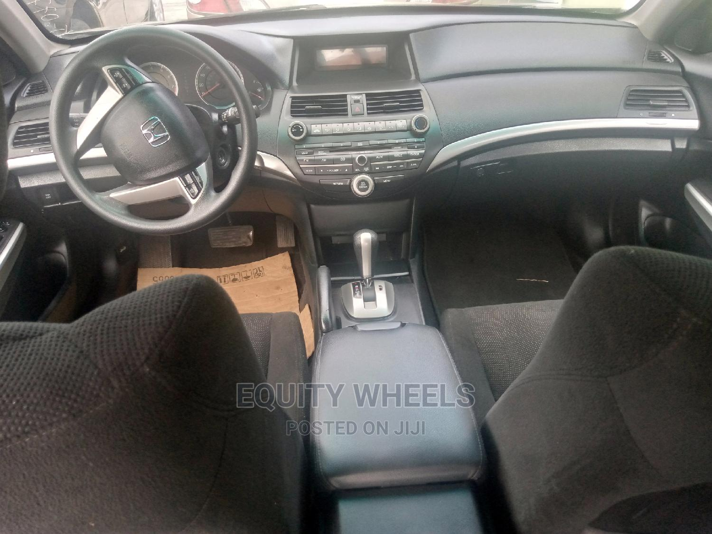Honda Accord 2010 Green   Cars for sale in Agege, Lagos State, Nigeria