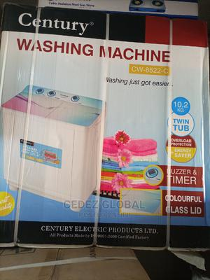 Century 10.2 Kg Twin Tub Washing Machine   Home Appliances for sale in Lagos State, Ojo