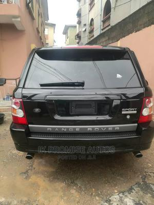 Land Rover Range Rover Sport 2006 Black   Cars for sale in Lagos State, Ikeja
