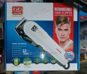 Kiki New Gain RECHARGEABLE CLIPPER | Tools & Accessories for sale in Lagos State, Ojo