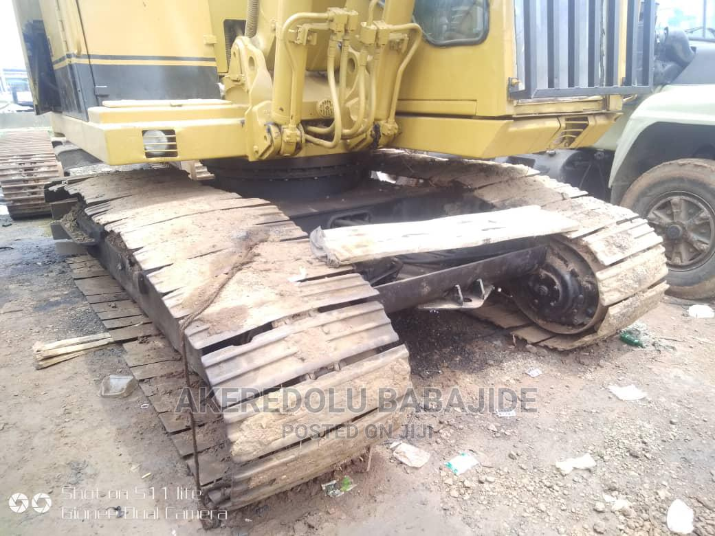 This Excavator 215 Is Just Like a New One   Heavy Equipment for sale in Ogbomosho North, Oyo State, Nigeria