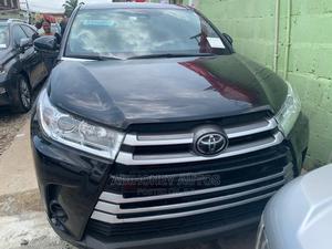 Toyota Highlander 2018 Black | Cars for sale in Lagos State, Ikeja