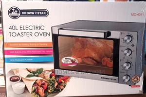 Crown Star 40L Electric Toaster Oven | Kitchen Appliances for sale in Lagos State, Ifako-Ijaiye