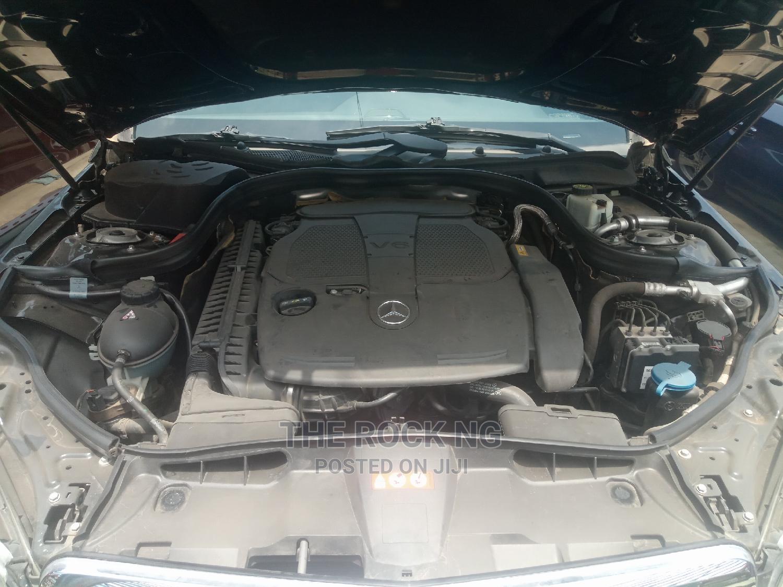 Mercedes-Benz E350 2012 Black | Cars for sale in Ifako-Ijaiye, Lagos State, Nigeria