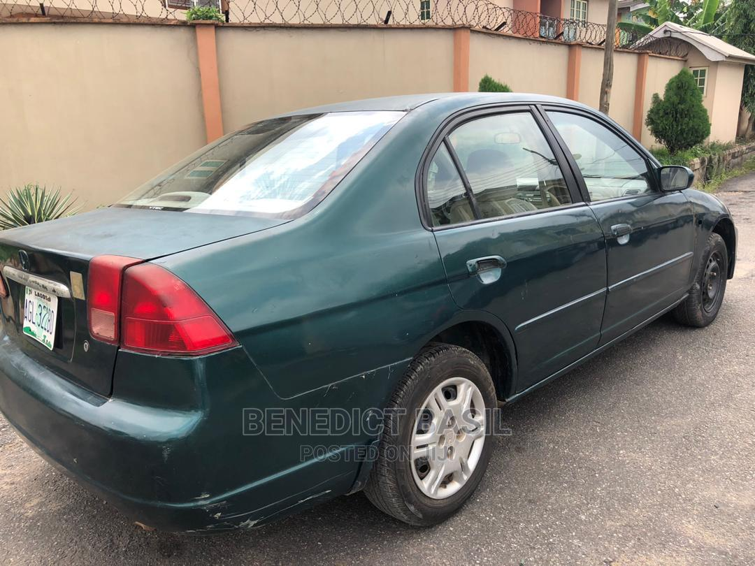 Archive: Honda Civic 2002 Green