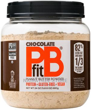 Pbfit Chocolate Peanut Butter Powder, 24 Oz   Meals & Drinks for sale in Lagos State, Lekki