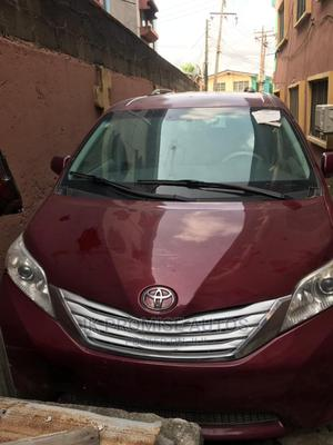 Toyota Sienna 2013 Red   Cars for sale in Lagos State, Ikeja