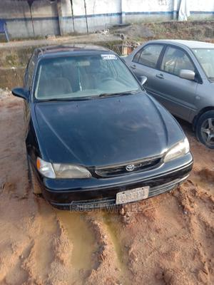 Toyota Corolla 2000 Black | Cars for sale in Rivers State, Port-Harcourt