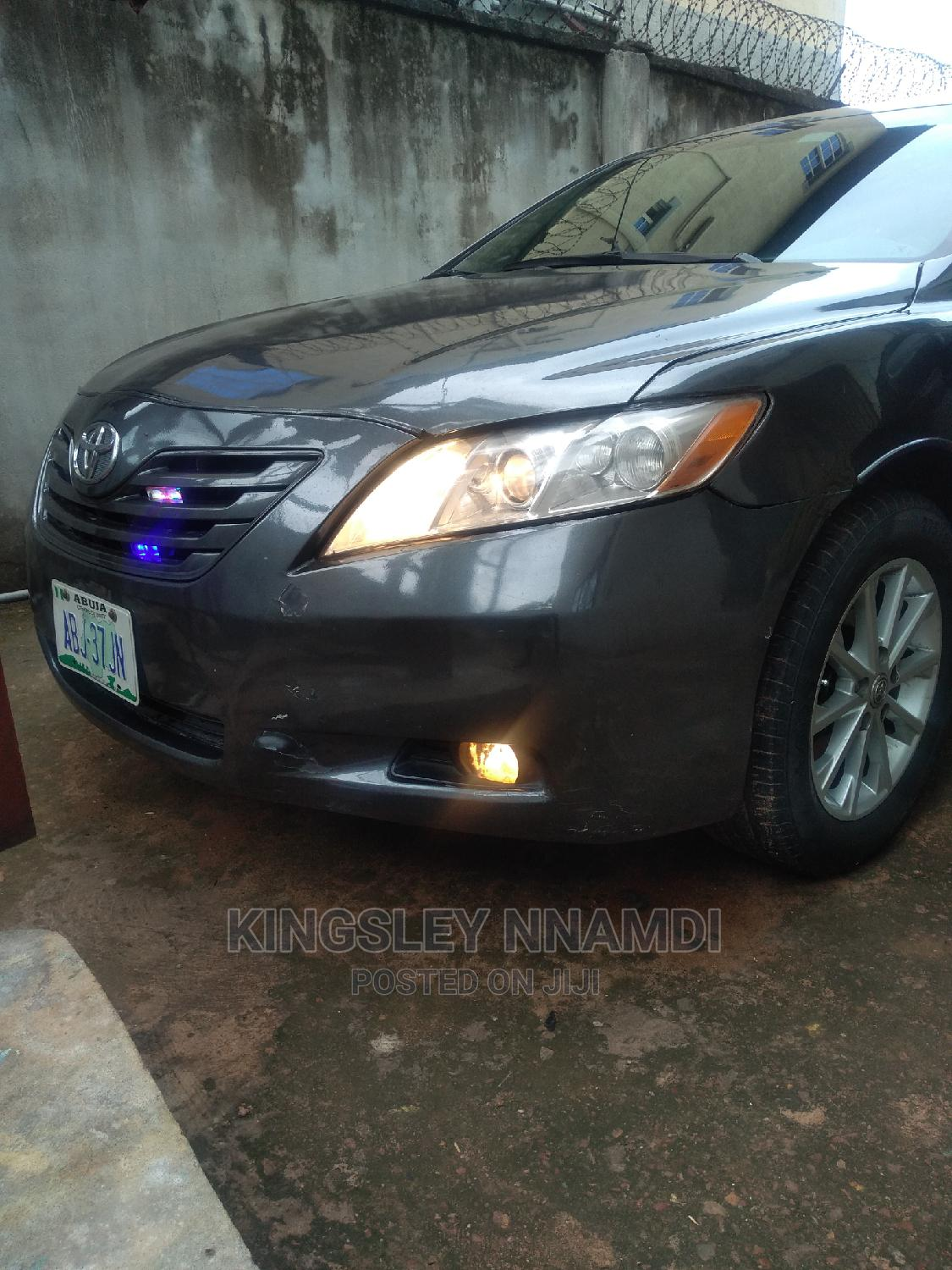 Toyota Camry 2008 Gray   Cars for sale in Okigwe, Imo State, Nigeria