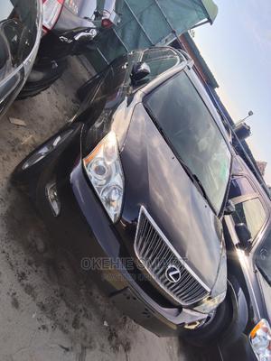 Lexus RX 2007 350 4x4 Black | Cars for sale in Lagos State, Amuwo-Odofin