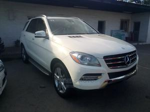 Mercedes-Benz M Class 2013 ML 350 4Matic White   Cars for sale in Lagos State, Apapa