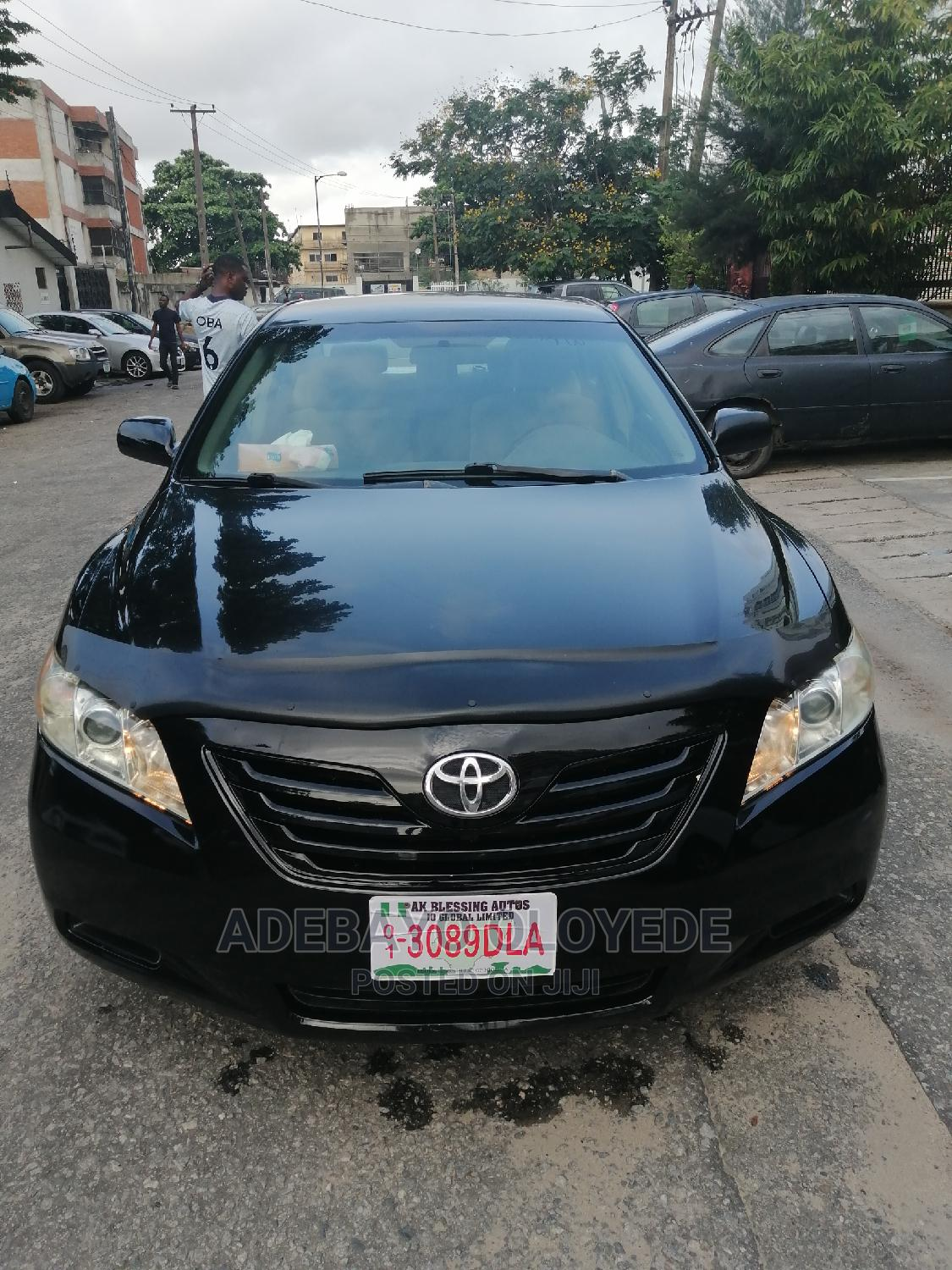 Toyota Camry 2008 2.4 LE Black