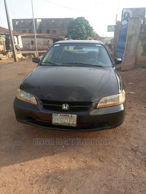 Honda Accord 2002 2.0 SE Black | Cars for sale in Oyo State, Ona-Ara