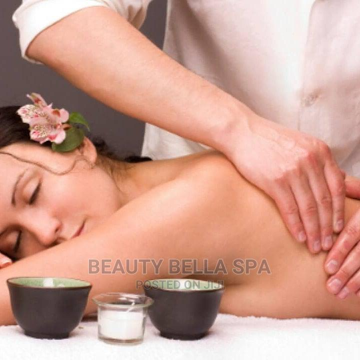 Relaxation Massage   Health & Beauty Services for sale in Wuse 2, Abuja (FCT) State, Nigeria