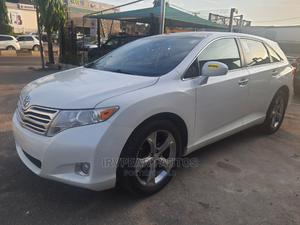 Toyota Venza 2010 V6 White   Cars for sale in Lagos State, Ojodu