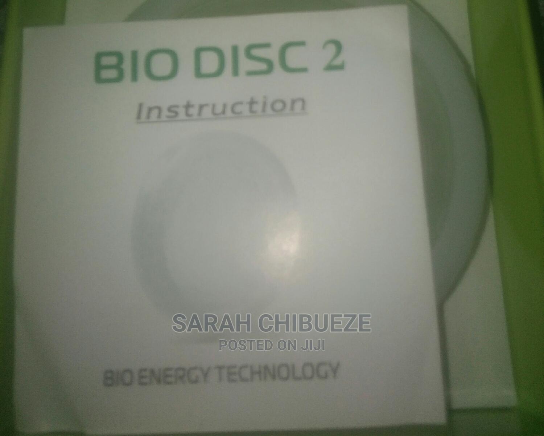 Archive: Bio Disc 2 Scalar Bio Energy