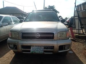 Nissan Pathfinder 2003 Gold | Cars for sale in Lagos State, Abule Egba