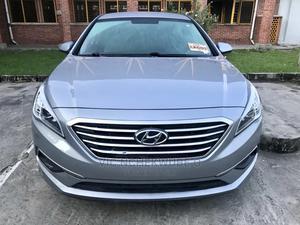 Hyundai Sonata 2016 Gray | Cars for sale in Lagos State, Ajah