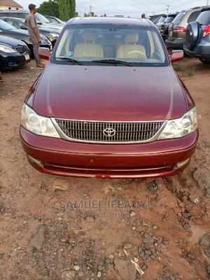 Toyota Avalon 2001 XL Buckets Red | Cars for sale in Imo State, Owerri