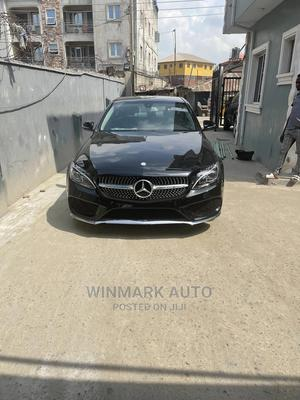 Mercedes-Benz C300 2015 Black | Cars for sale in Lagos State, Oshodi