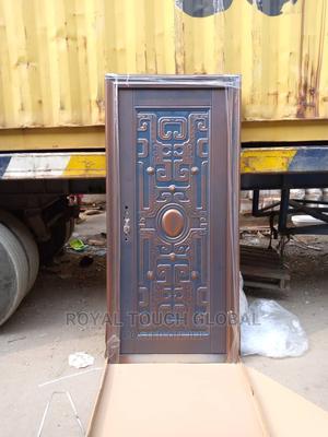 3ft Copper Steel Security Doors   Doors for sale in Lagos State, Orile