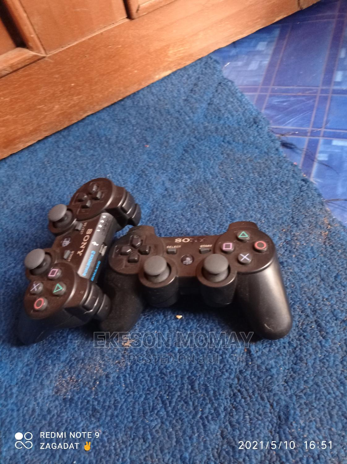 Archive: Ps 3 Controller Two Weeks Old