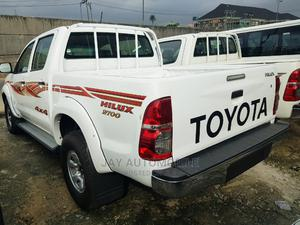 Toyota Hilux 2014 White | Cars for sale in Rivers State, Port-Harcourt