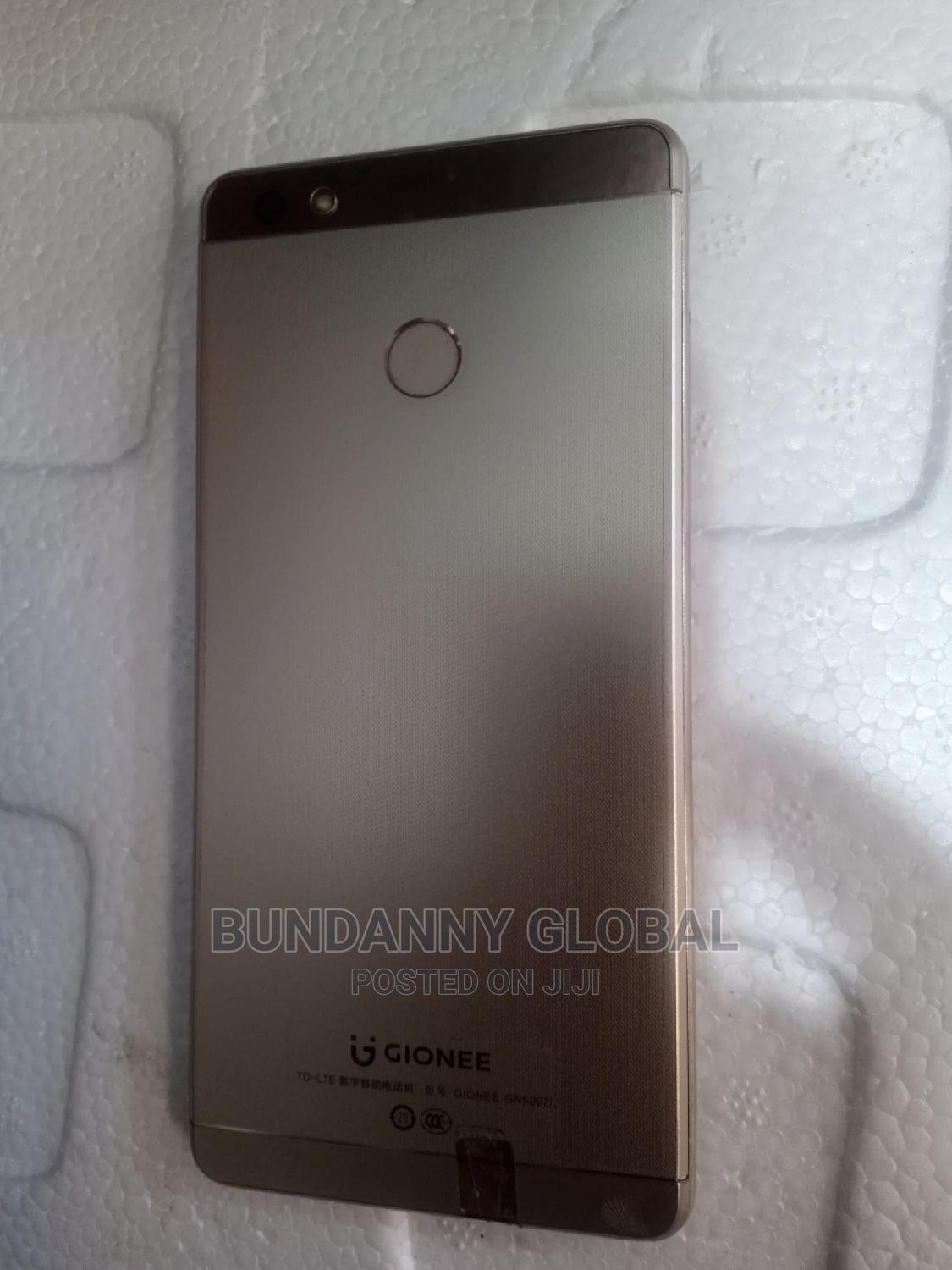 Gionee M7 Power 64 GB Gold   Mobile Phones for sale in Ikeja, Lagos State, Nigeria