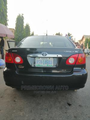 Toyota Corolla 2004 LE Black | Cars for sale in Lagos State, Ikeja
