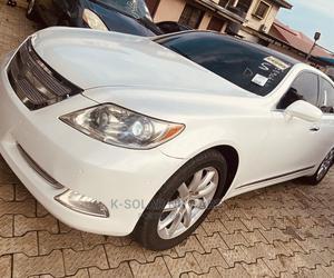 Lexus LS 2008 460 White | Cars for sale in Lagos State, Lekki
