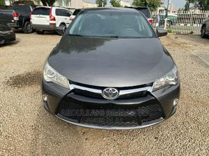 Toyota Camry 2016 Gray | Cars for sale in Abuja (FCT) State, Wuse 2