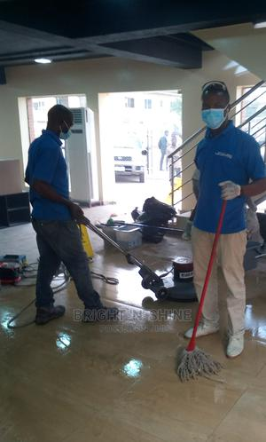 Floors Polish and General Cleaning | Cleaning Services for sale in Lagos State, Lekki