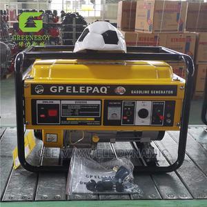 2.5kva Gp Elepaq Gasoline Generator   Electrical Equipment for sale in Lagos State, Lekki