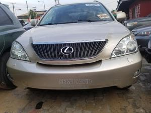 Lexus RX 2009 350 AWD Gold | Cars for sale in Lagos State, Magodo