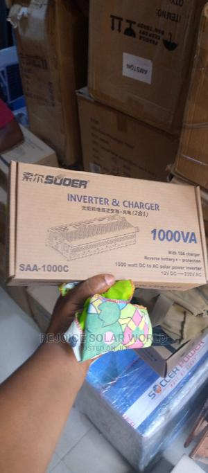 1000w Sachet Inverter With Charger | Solar Energy for sale in Rivers State, Port-Harcourt