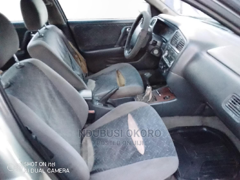 Archive: Nissan Primera 2005 Silver