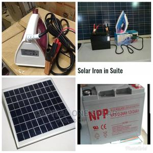 Quality Total Package for 150watts Solar Iron | Solar Energy for sale in Lagos State, Ojo