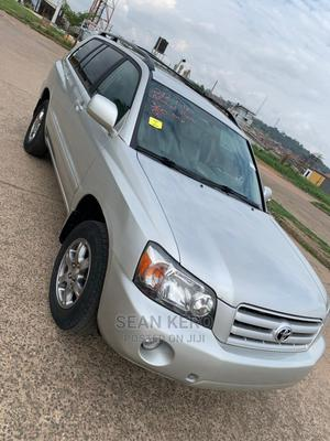 Toyota Highlander 2005 Limited V6 Silver   Cars for sale in Oyo State, Egbeda