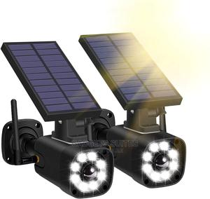 DUMMY Camera Solar Powered No Batteries No Wires Motion | Security & Surveillance for sale in Lagos State, Ikeja