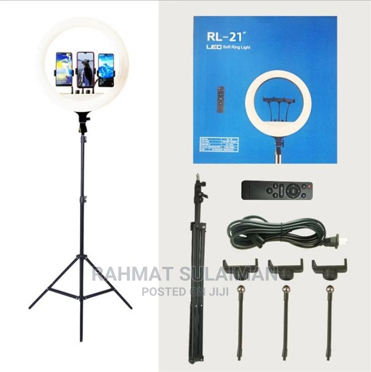 Archive: 18 Inches Selfie Ring Light With Tripod Stand