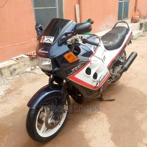 Honda CBR 2002 Blue | Motorcycles & Scooters for sale in Lagos State, Ojo