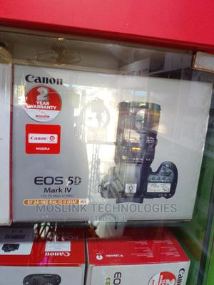 Canon EOS 5D Mark IV | Photo & Video Cameras for sale in Lagos State, Ikeja