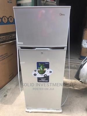 Midea Double Door Refrigerator With Key | Kitchen Appliances for sale in Lagos State, Ikeja