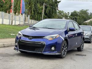 Toyota Corolla 2016 Blue   Cars for sale in Abuja (FCT) State, Asokoro