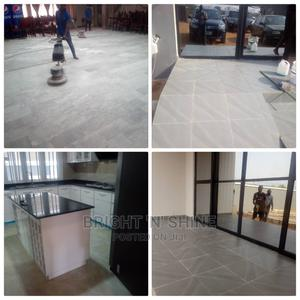 Cleaning Services, Mable and Tiles Polishing/ Fumigation | Cleaning Services for sale in Lagos State, Ejigbo