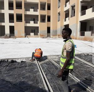 Professional Stamp Concrete Floor Installation | Cleaning Services for sale in Lagos State, Gbagada