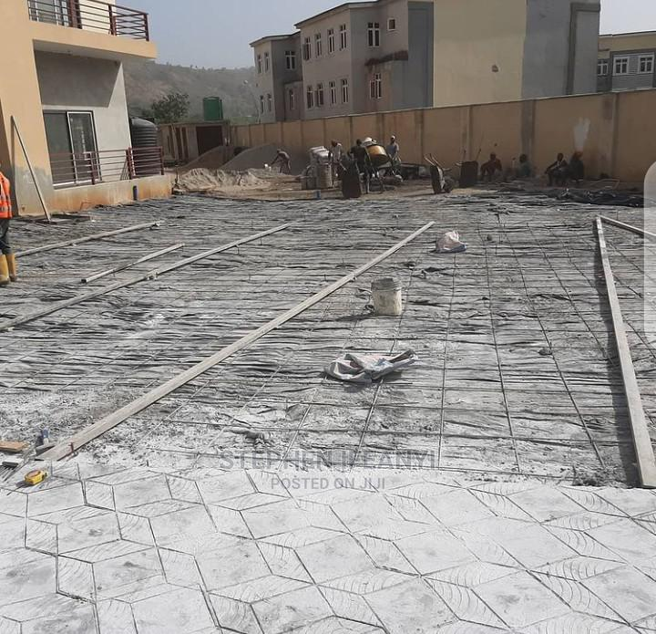 A1 Landscape Concrete Floor Installation   Cleaning Services for sale in Gbagada, Lagos State, Nigeria