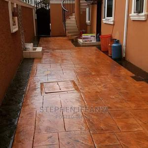 Landscape Stamp Polishing | Building & Trades Services for sale in Lagos State, Gbagada